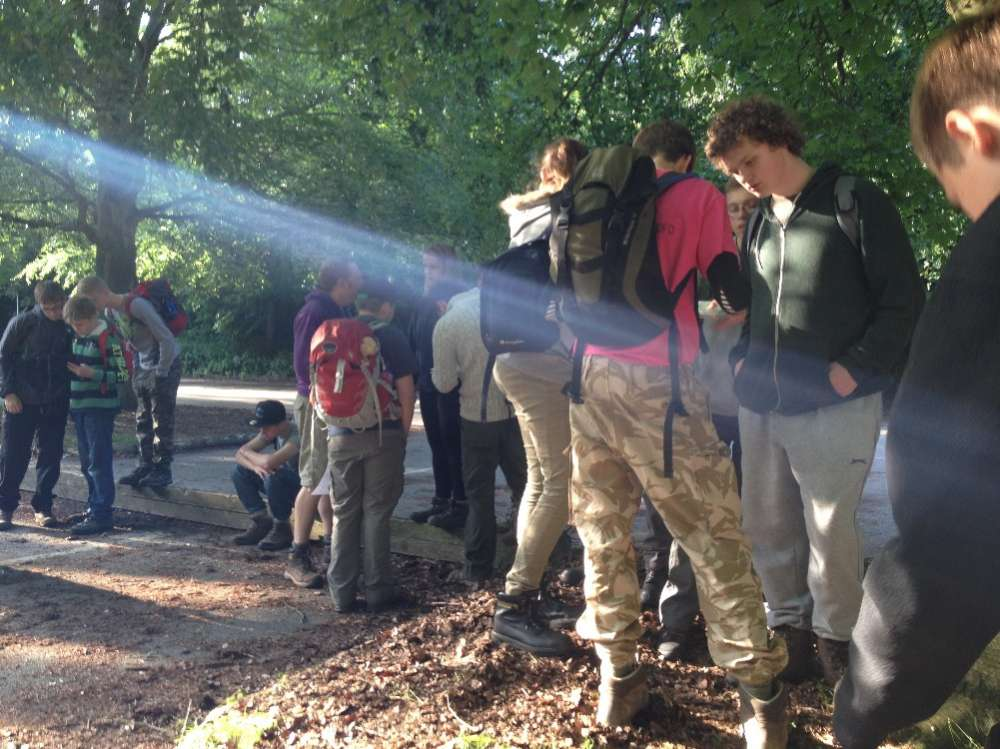 Practice Hike for DofE Bronze